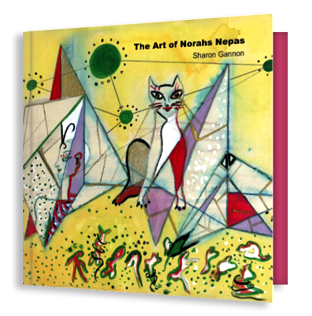 The Art of Norahs Nepas Book