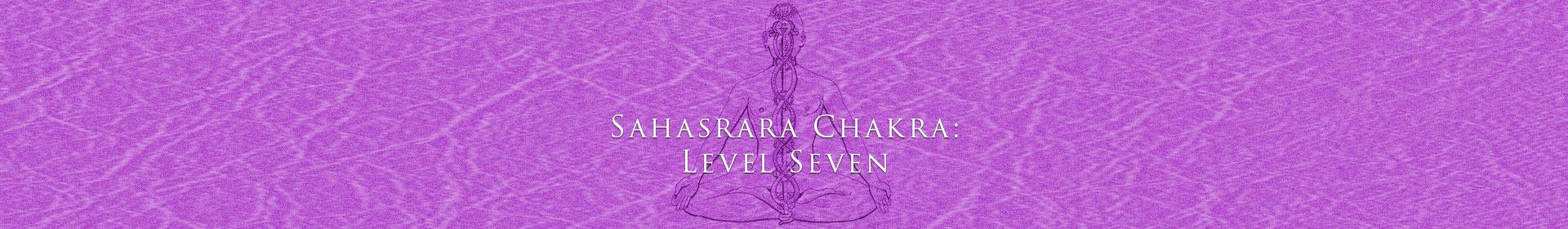 Sahasrara Chakra: Level Seven