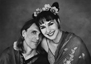David Life and Sharon Gannon founders of Jivamukti Yoga