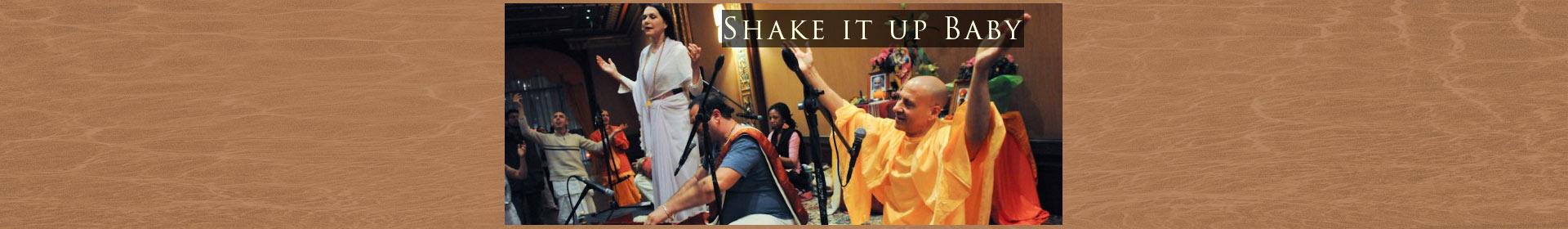 Shake it up Baby