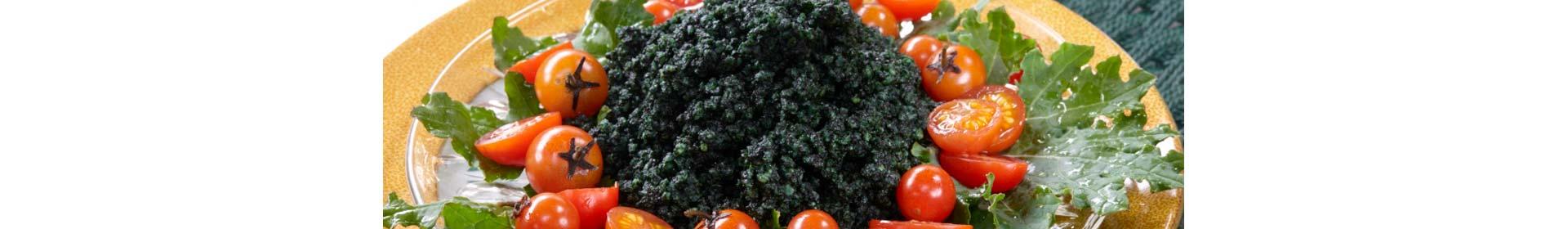 Spirulina Green Millet