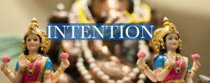 Intention: the Jivamukti Yoga Focus of the Month
