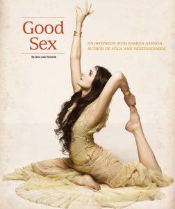 Sharon Gannon Good Sex