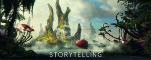 Storytelling - the Jivamukti Yoga Focus of the Month