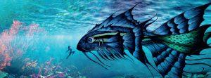 Matseyendrath, the Fish: The Jivamukti Focus of the Month: