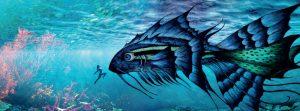 Matsyendranath the yogi fish