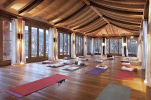 Jivamukti Yoga Schloss Elmau