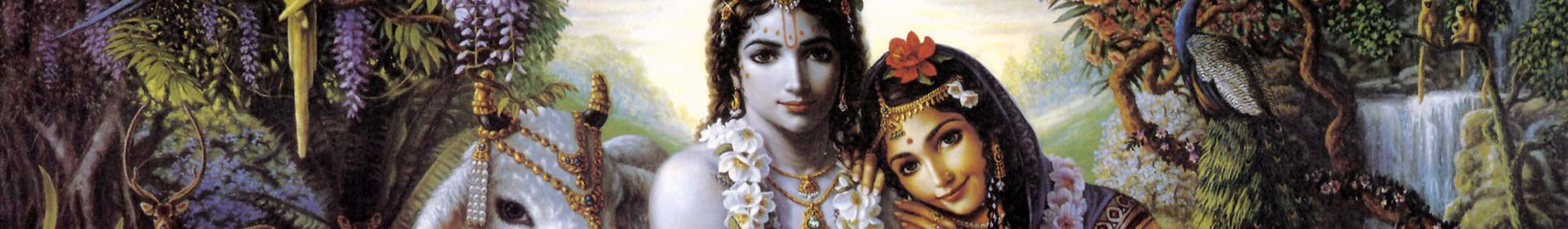 Devotion to Shri Krishna: Jivamukti Yoga