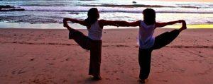 Costa Rica Teacher Training sunset on beach