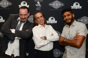 "The ""Men of Mukti"" - Dechen Thurman, David Life, and Jai Sugrim"