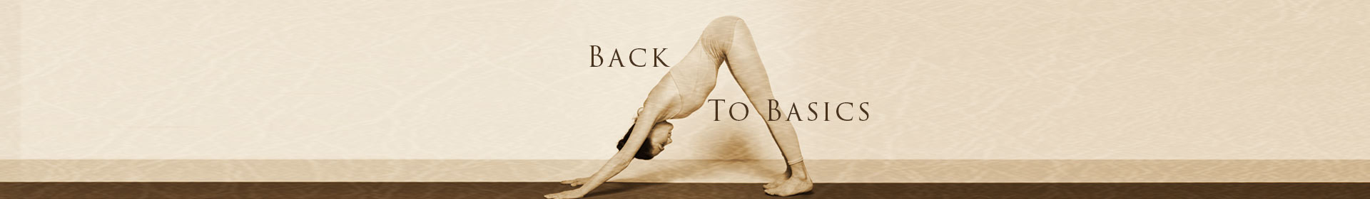 Back to Basics: the Jivamukti Yoga Focus of the Month