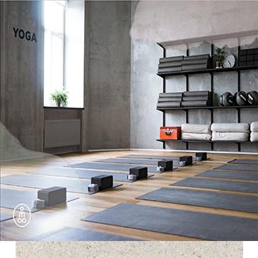 Jivamukti Yoga Material Moscow