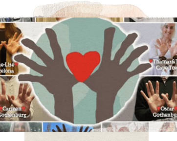 Love With Both Hands: An E-Book Project