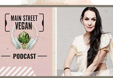 Sharon Gannon Discusses Yoga and Veganism on the Main Street Vegan Podcast